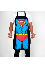 Супергероиский фартук Супермен