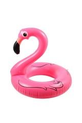 Надувной круг детский Фламинго