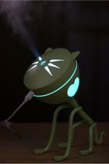 Увлажнитель Кот зеленый