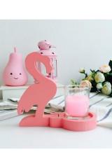 Декоративная ваза Фламинго