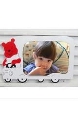 Детская фоторамка Bear Driving