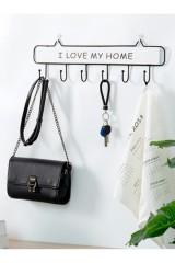 Ключница I love my home