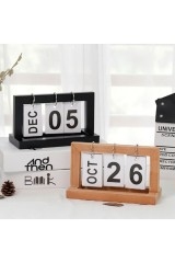 Деревянный перекидной календарь Цифры