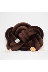 Декоративная узловая подушка Cosmic