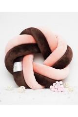 Декоративная узловая подушка Star