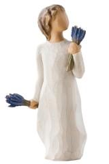 Фигурка «Lavender Grace /Изящество лаванды»