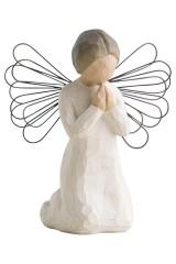 Фигурка Angel Of Prayer /Ангел молитвы