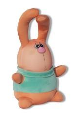 Антистрессовая игрушка Заяц Костик (маленький)