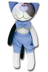 Антистрессовая игрушка Кот Саша