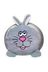 Антистрессовая подушка-валик Кролик