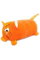 Антистрессовая подушка-валик Кот