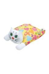 Антистрессовая игрушка-подушка Кокетка