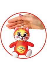 Антистрессовая игрушка-брелок Кот