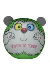 Антистрессовая игрушка-подушка Ежик