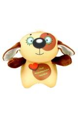 Антистрессовая игрушка Собачка