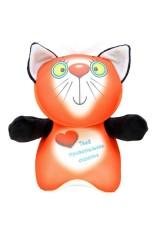Антистрессовая игрушка Кошечка