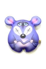 Антистрессовая игрушка «Мышка Стесняшка»