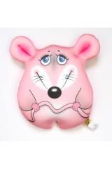 Антистрессовая игрушка Мышка Стесняшка