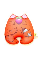 Антистрессовая игрушка Кот Мышкин