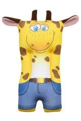 Антистрессовая игрушка-подушка Жираф