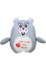 Антистресовая плюшка Мышь