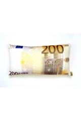 Антистрессовая подушка Купюра - 200 евро