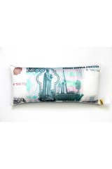 Антистрессовая подушка Купюра - 1000 рублей