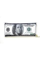 Антистрессовая подушка Купюра - 100 долларов