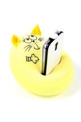 Антистрессовая подставка под телефон Кот