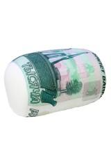 Антистрессовый валик «1000 рублей»