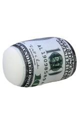 Антистрессовый валик 100 долларов