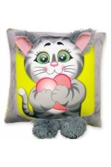 Антистрессовая игрушка Кот