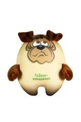 Антистрессовая игрушка-подушка Собака с характером