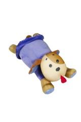 Антистрессовая подушка-валик Собачка Мила