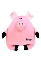 Игрушка подушка-плюшка Свинка
