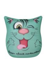 Антистрессовая игрушка-открытка Кот