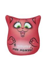 Антистрессовая игрушка-открытка Кошка