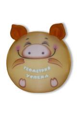 Антистрессовая игрушка Хрюн - Геометрия успеха
