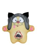 Антистрессовая игрушка Коты танкисты