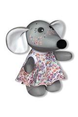 Антистрессовая игрушка Мышка Стеша