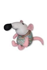 Антистрессовая игрушка Мышь в свитере