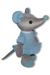 Антистрессовая игрушка Мышка Аришка