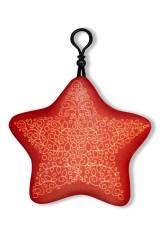 Антистрессовая подушка-подвеска Звезда