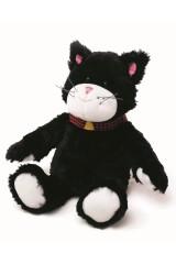 Игрушка-грелка Черный кот