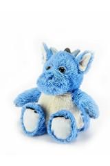 Игрушка-грелка Синий дракон