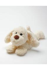 Игрушка-грелка Кремовый щенок
