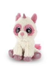 Игрушка-грелка Енот-Единорог Pink