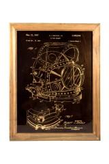 Картина Шлем астронавта