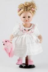 Кукла коллекционная Полина