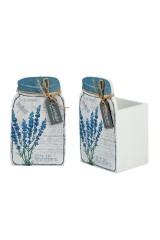 Подставка для кухонных принадлежностей «Душистые травы»